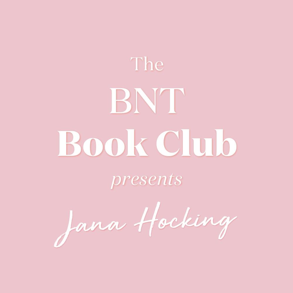 The BNT Book Club - Jana