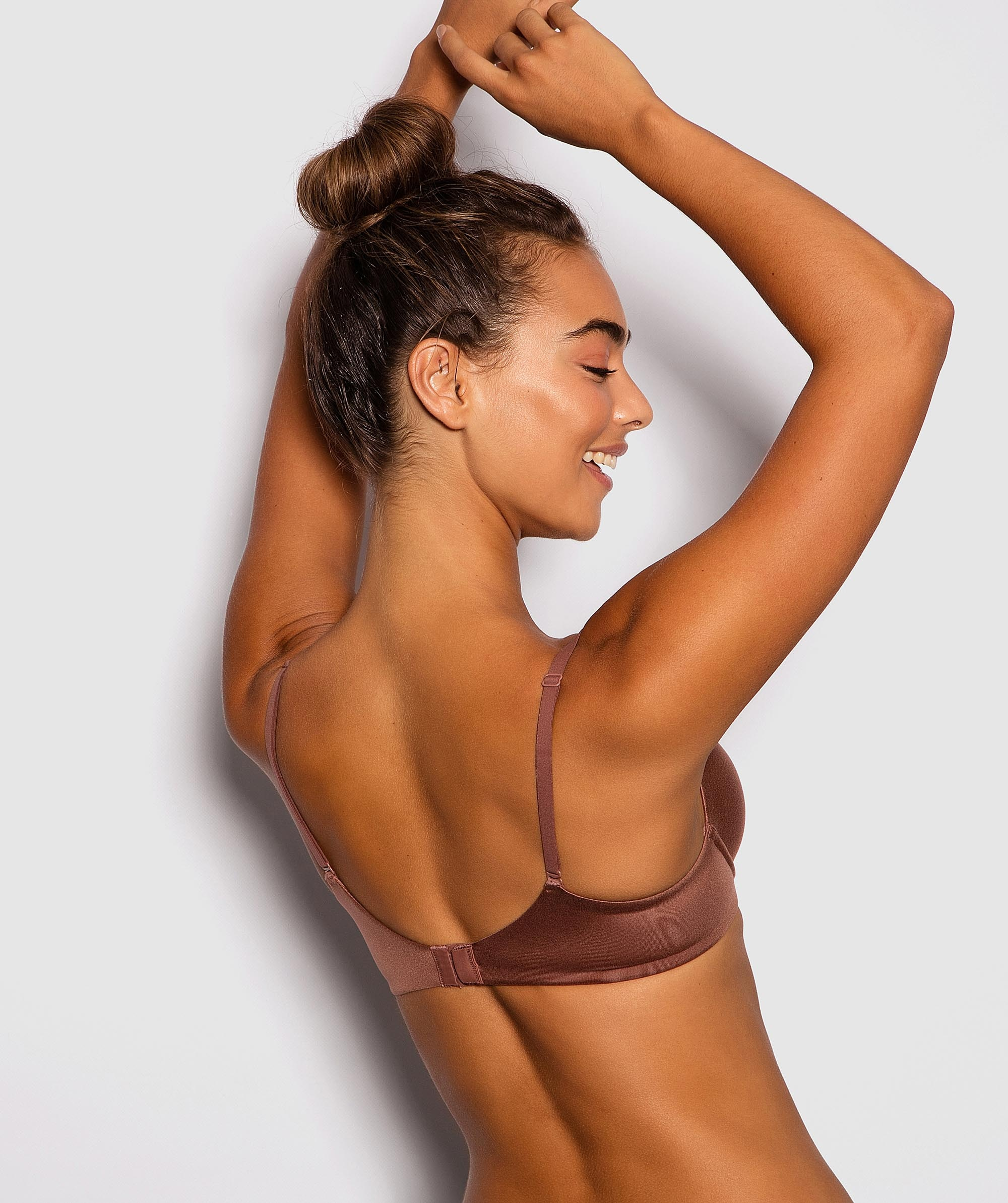 Body Bliss Contour Bra - Mocha