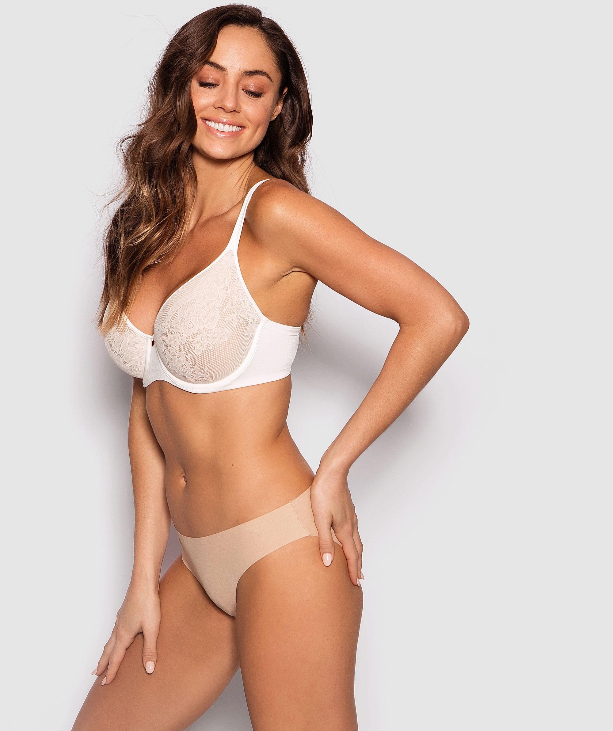 Smooth Comfort Bikini Cut Knicker - Nude