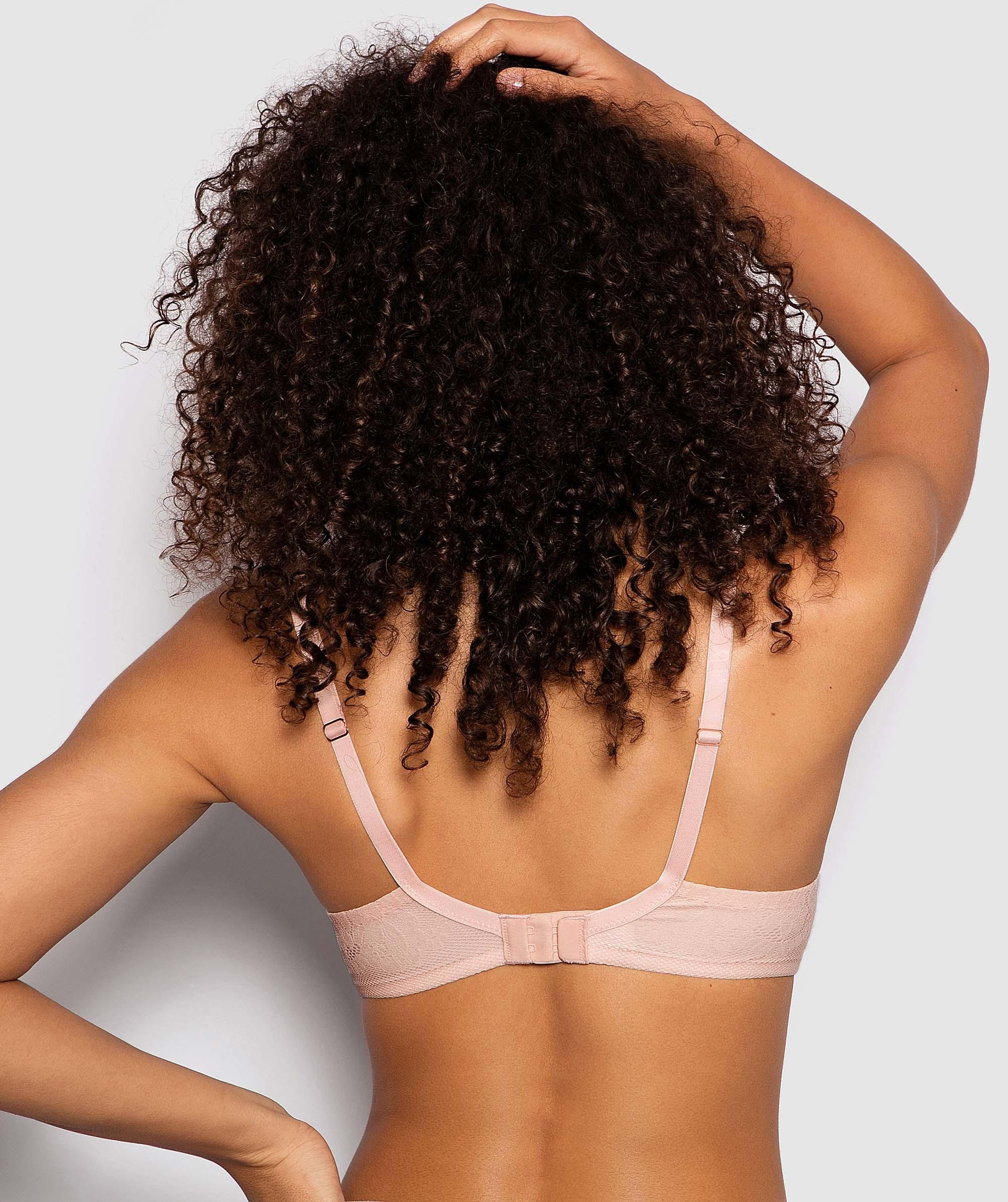 Pure Body Contour Bra - Blush Pink