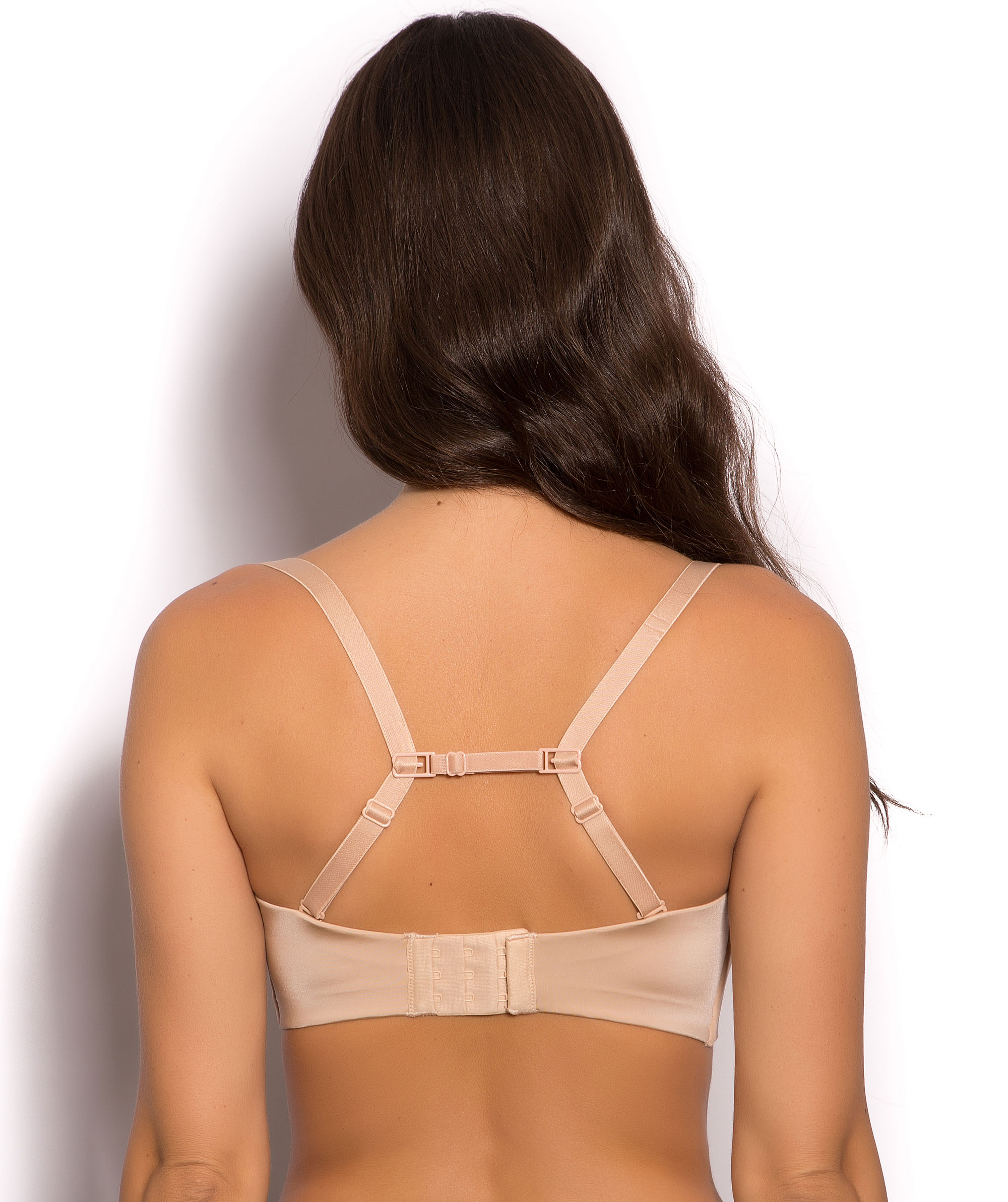 The Charmer Strap Converters - Black/Nude