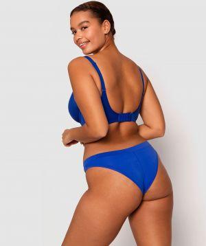 Body Bliss 2nd Gen Brazilian Knicker - Dark Blue
