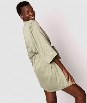 Rustic Fashion Wrap - Khaki