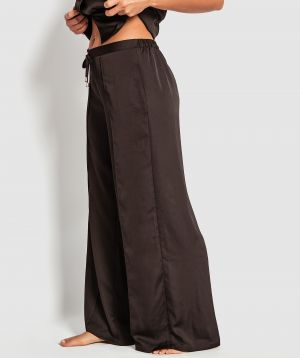 Lifestyle Long Pants - Black