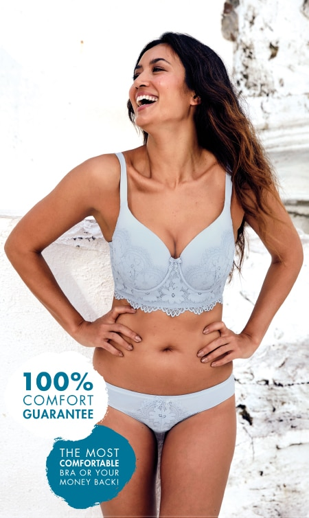 Shop Full Cup Luxe Bra