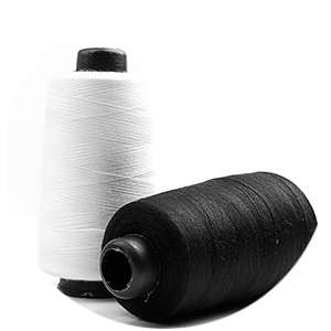 Choose from a range of  beautiful thread colours